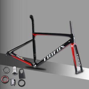 Carbon-Road-Bicycle-Frame-Disc-Brakes-Di2-Mechanical-3K-Carbon-Fibre-Road-Bikes