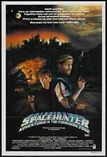 Spacehunter Poster 01 Metal Sign A4 12x8 Aluminium