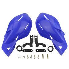 Blue Hand Guards For Yamaha Grizzly 660 700 Raptor YFM Kodiak Banshee Blaster