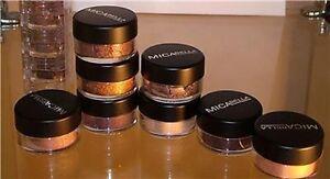 Mica-Beauty-Mineral-8-Eye-Shadows-Colors-bronze-glory-Singles-each-2-5-gram