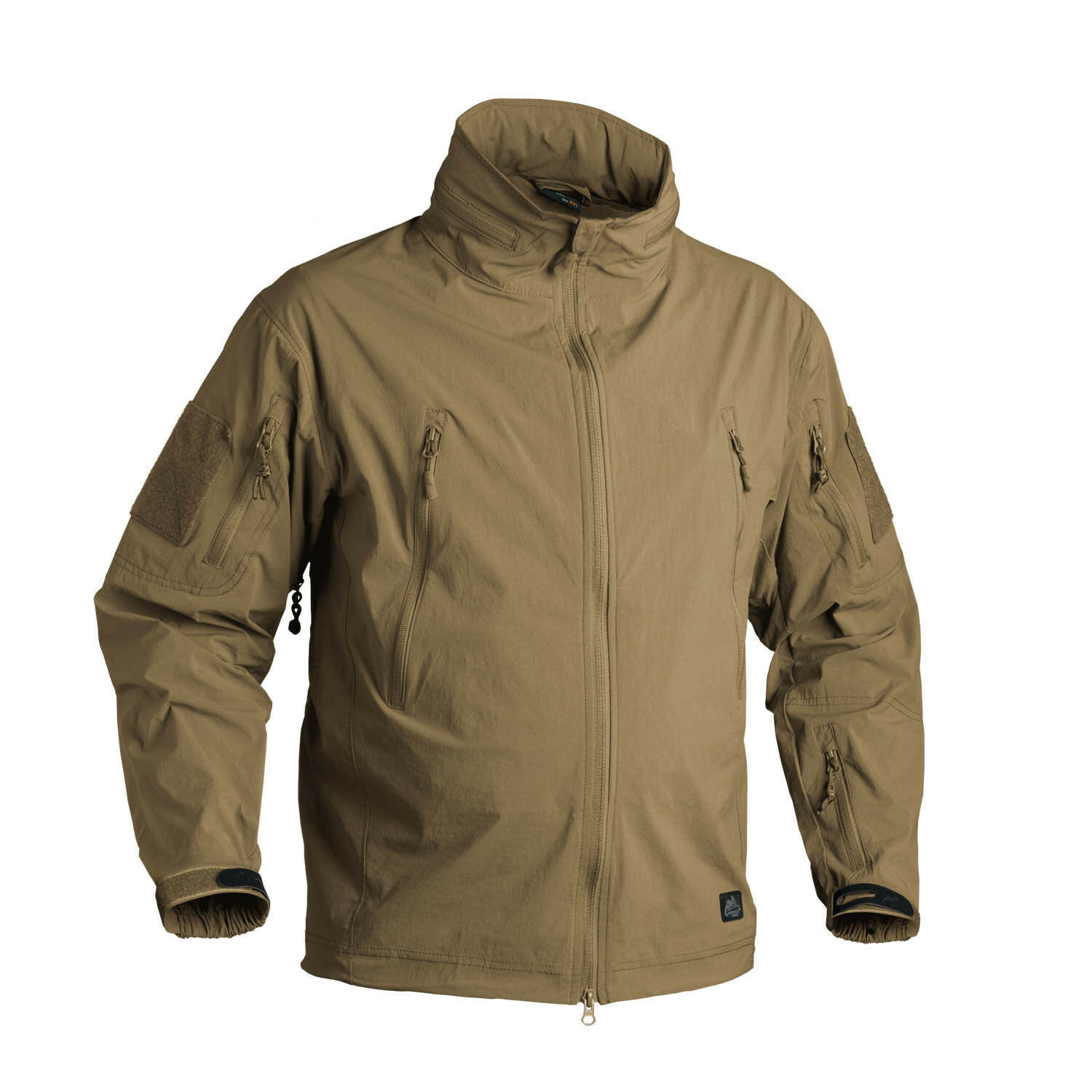 HELIKON tex Trooper Lightweight outdoor soft shell Jacket chaqueta coyote large