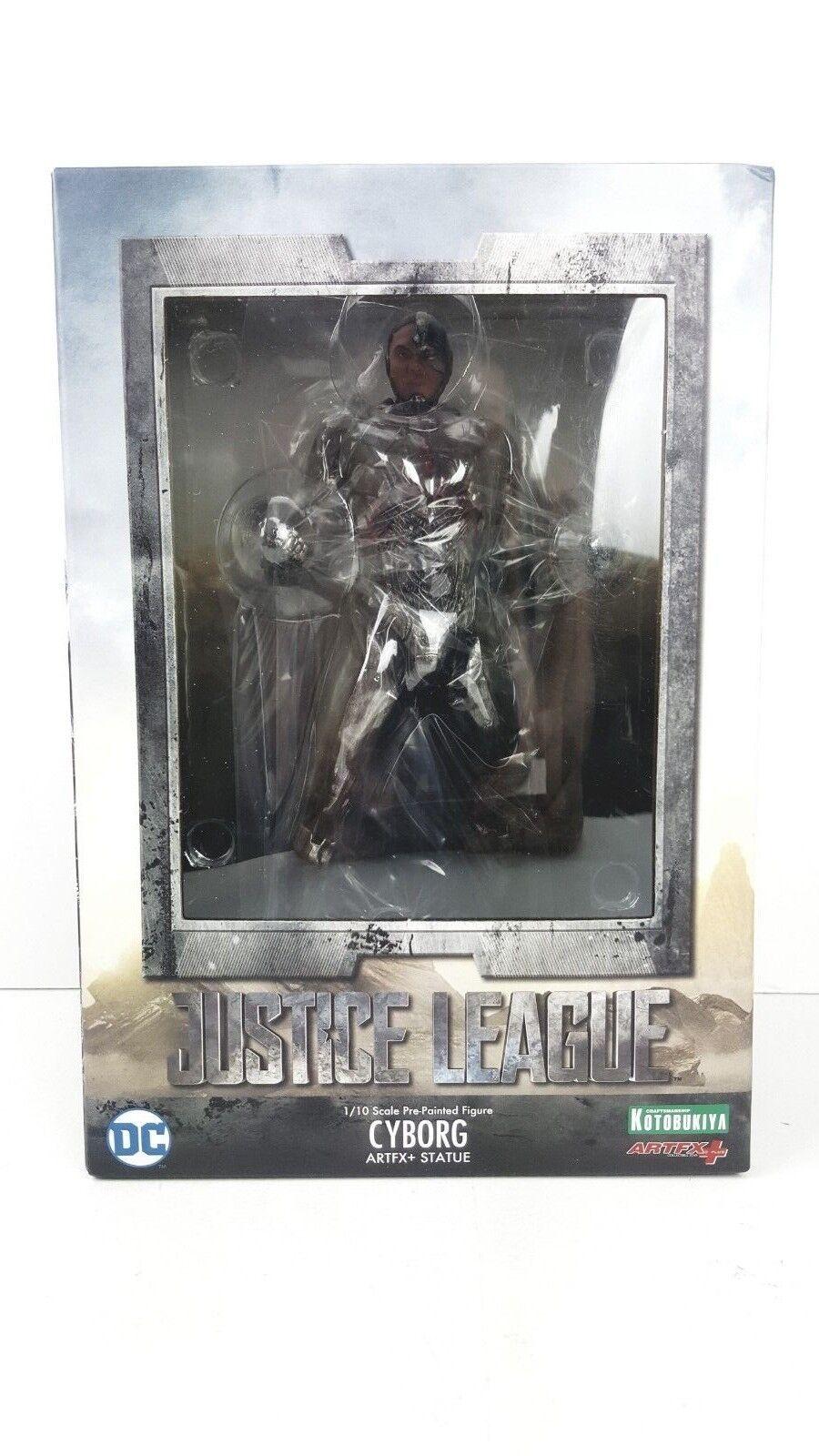Cyborg  Justice League Kotobukiya DC Comics ArtFX+ Statue Collectible  cifra nuovo  grandi prezzi scontati