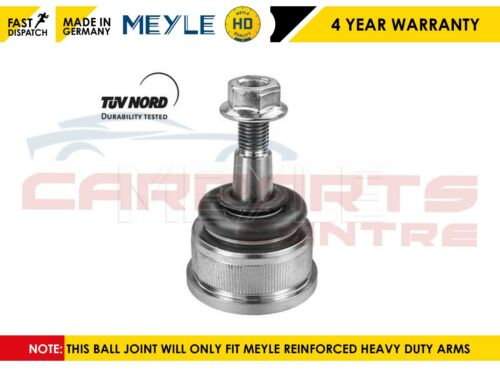 FOR BMW 3 SERIES E46 Z4 LOWER WISHBONE ARM MEYLE HD HEAVY DUTY OUTER BALL JOINT