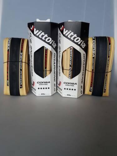VITTORIA Corsa Control 700X25C 700X28C  PARA//BLK//BLK