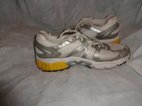 grey Us Up Livestrong Size 41 Trainers White Men's Vgc Eu 7 Uk Nike 5 9 Lace Xtq7w