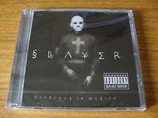 CD Album: Slayer : Diabolus In Musica : Sealed