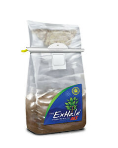Exhale 365 Self Activated CO2 Bag  - Re-charge your garden
