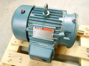 Nos reliance electric xex ieee 45 abs ac motor 182tc p b for Reliance electric motor parts