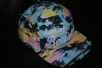 Empyre sons Of Beaches Tropical Strapback Hat (adjustable)