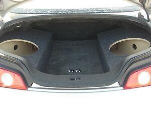 For-Infiniti-G35-Coupe-Custom-Sub-Box-Subwoofer-Speaker-Enclosure