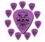 thumbnail 2 - Guitar Picks Clayton Duraplex Delrin Picks 12 Pack Choose Your Favorite Gauge