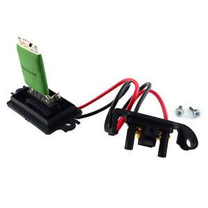 Se adapta a Renault Megane Scenic Calentador Ventilador del Motor del Ventilador Resistor OE Quality