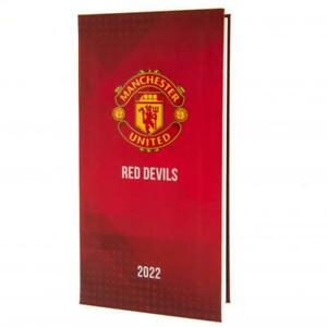 Manchester United Pocket Diary 2022 (Official Merchandise) - Christmas