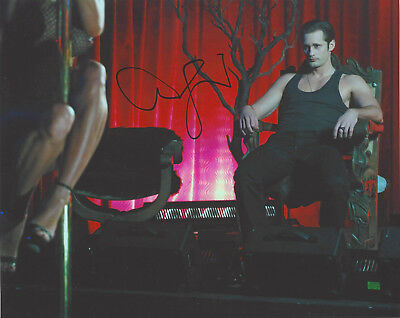 Alexander Skarsgard Signed Authentic 'true Blood' 8x10 Photo W/coa Actor Buy One Give One Autographs-original