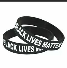 ILamourCar Black Lives Matter Sticker Wristband