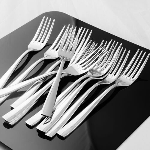 36 pcs Restaurant Qualité Heavy Duty en Acier Inoxydable Windsor dinner forks Set