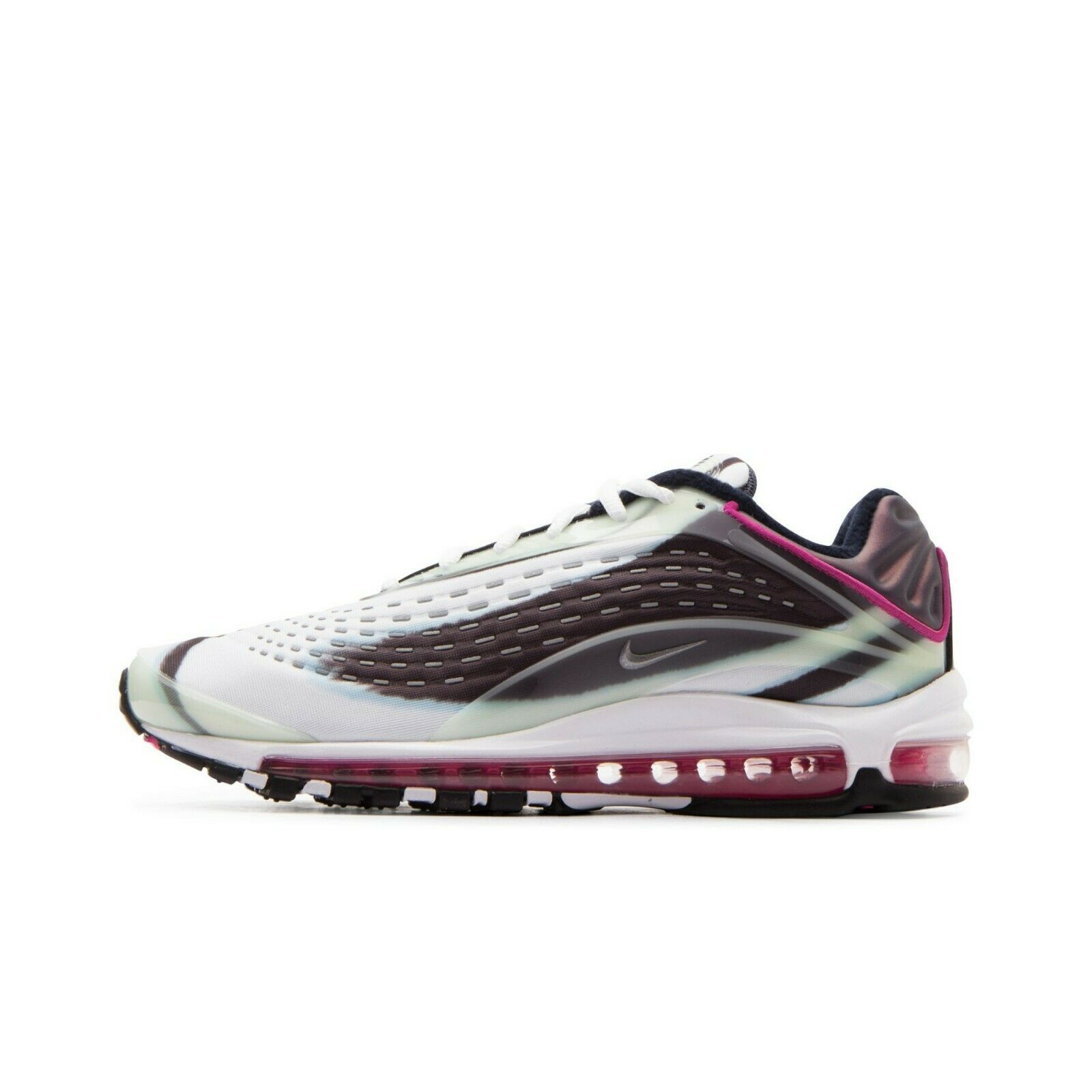 Herren Nike Air Max Deluxe Turnschuhe Grün AJ7831 301 Exklusiv