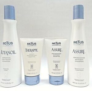 Nexxus-Shampoo-various-sizes-and-variants-FREE-P-amp-P