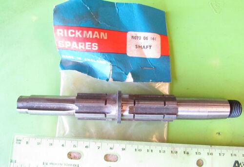 Rickman NOS 250 53M 63M 73M Montesa Transmission Main Shaft p//n R071 06 144