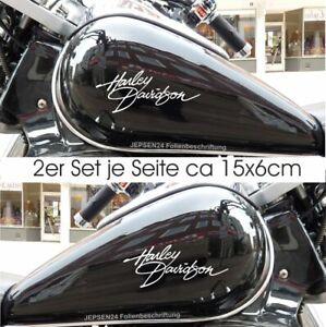 2-Aufkleber-Harley-Tankaufkleber-2er-Set-15cm-HD2-Tank-Aufkleber-Farbauswahl
