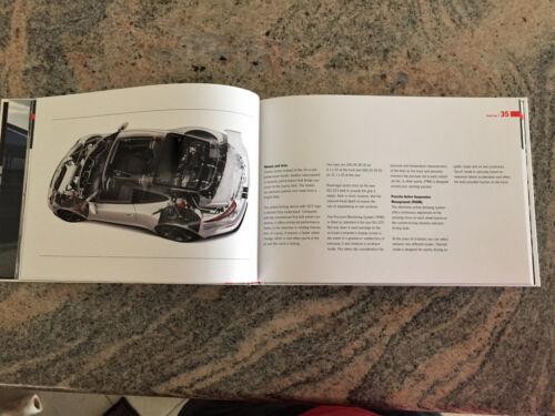 2013 Porsche 911 GT3 Hard Cover Brochure Brand New