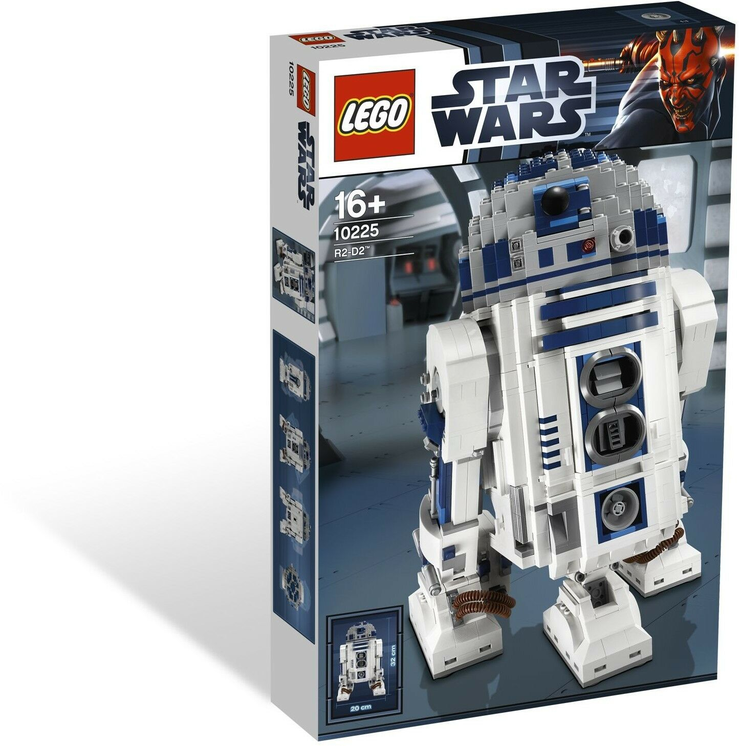 Nuevo Lego Star Wars Ultimate Coleccionista Serie R2-d2 10225