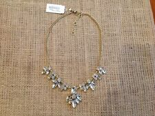 J Crew Factory Dainty Victorian Statement Necklace NWT