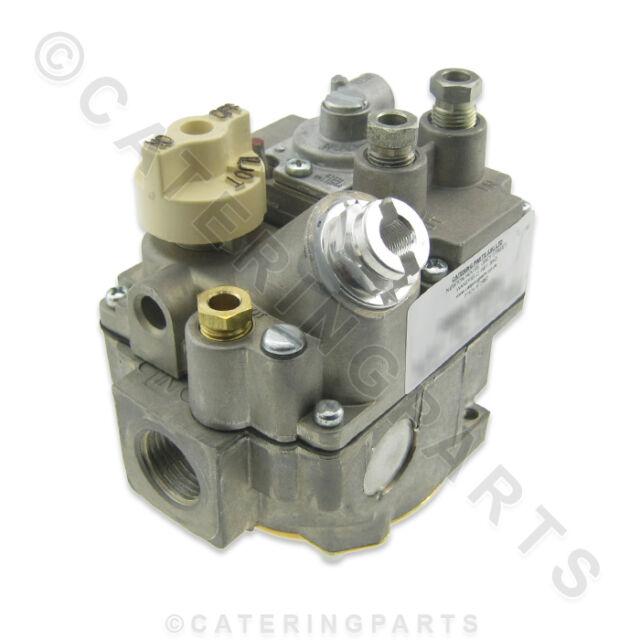 GENUINE PITCO NATURAL GAS CHIPS FRYER CONTROL VALVE 35 35c 45c 35c+ 45c+ MODELS