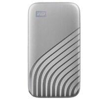 WD 500 GB My Passport 2.5 Zoll, externe SSD