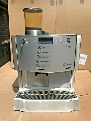 Wmf Bistro Easy Bean To Cup Coffee Machine Spares Or Repairs Ebay
