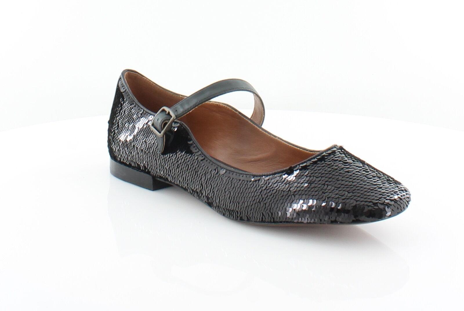 Entrenador maryjan Seq Negro Zapatos para mujer Talla 9.5 9.5 9.5 M pisos precio minorista sugerido por el fabricante  250  edición limitada en caliente