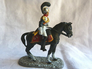 Delprado-Histoire-de-la-cavalerie-Officier-Royal-Horse-Guards-1833