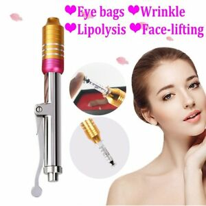 Details about Hyaluron Pen Multi-shot Hylauronic Acid Injection Ampoule  Needle Face Wrinkles