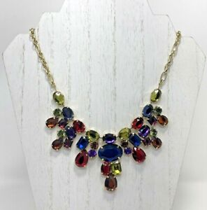 VCLM-Royal-Red-Blue-Purple-Yellow-Green-Rhinestone-Choker-Necklace