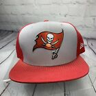 Tampa bay buccaneers New era 9fifty snapback ajustable hat one size Red Gray