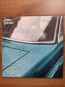 Peter-Gabriel-Peter-Gabriel-Charisma-CHC-39-Vinyl-LP-Album-Reissue