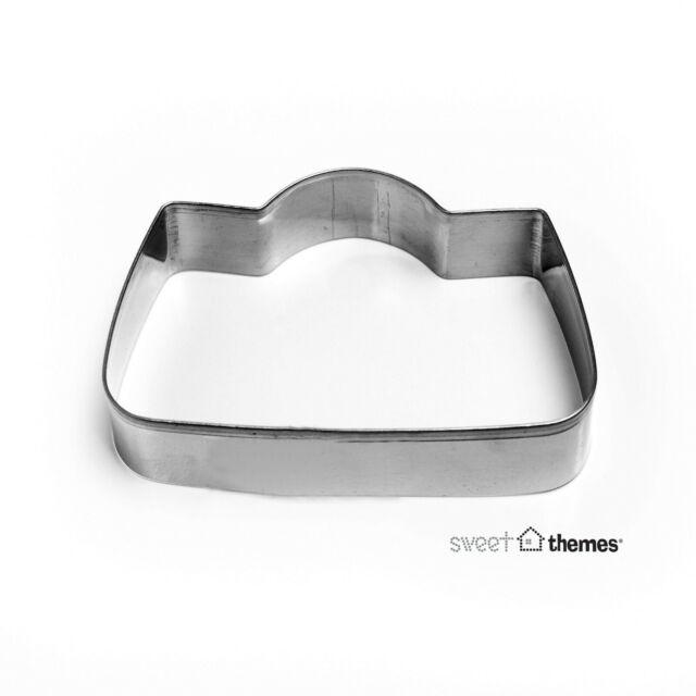 Handbag / Purse / Clutch Cookie Cutter / Clay, Fruit or Fondant Cutter