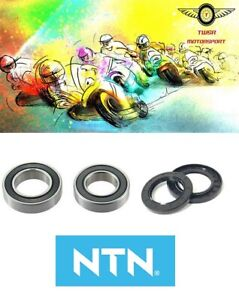 Genuine-NTN-Honda-CB-350-F-F1-Rear-Wheel-Bearings-amp-Seals-1972-1974