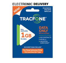 TracFone Smartphone 1gb Data Pin for sale online | eBay