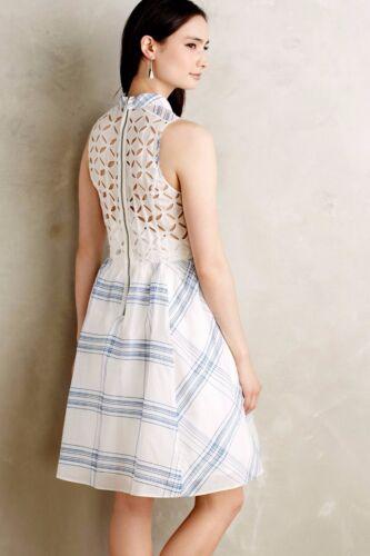 6P NWT Anthropologie Seapane Dress by Moulinette Soeurs 6