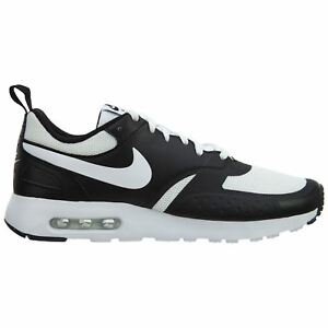 Details about Nike Air Max Vision White Black Mens Mesh Lace Up Running Low top Trainers