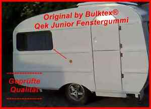 orig bulktex qek junior wohnwagen camping scheibengummi. Black Bedroom Furniture Sets. Home Design Ideas