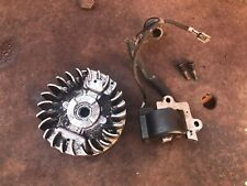 Homelite 330 coil and flywheel   chainsaw part only bin 348