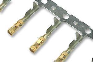 CRIMP TERMINAL 24-28AWG Connectors Components - CZ54576 - Pack of 100