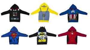 Disney-amp-Marvel-Avengers-Jumper-Tops-Cardigans-Hoodie-Clothing-Brand-New-Gift