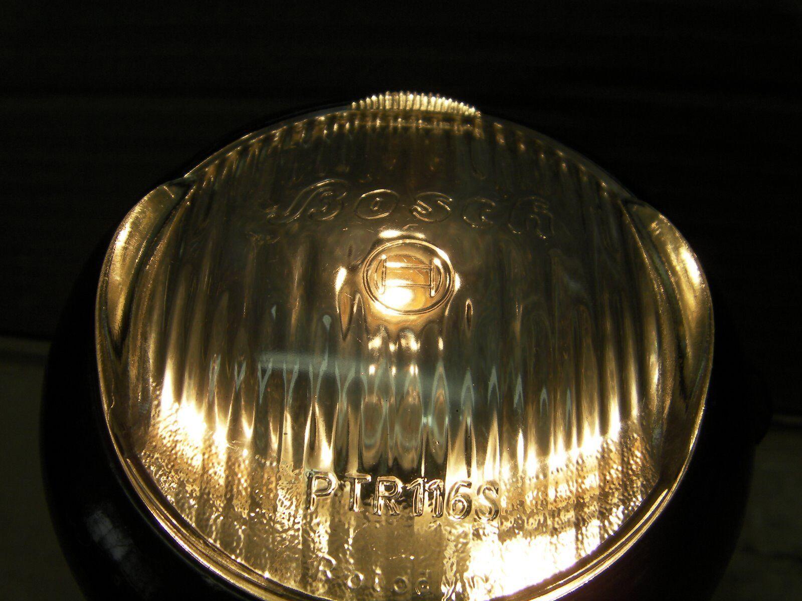 Gruppo-luce Gruppo-luce Gruppo-luce  BOSCH  rossoodyn,  anni '40 50, per bici d'epoca storiche. ab8655