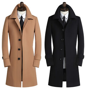 England-Retro-Mens-Slim-Fit-Wool-Coat-Business-Formal-Winter-Jacket-Trench-Coats
