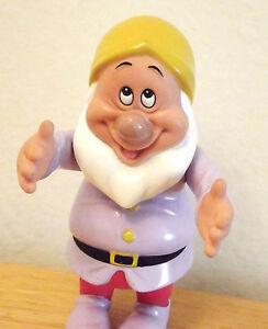 Disney-Character-034-Happy-034-from-Snow-White-amp-7-dwarfs-Plastic-Figure-disneyland