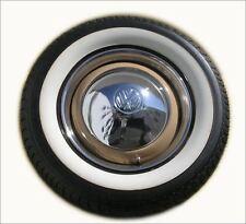 "ATLAS 14"" White Wall Portawall Tire insert trim set of 4 Flapper Sidewall..."