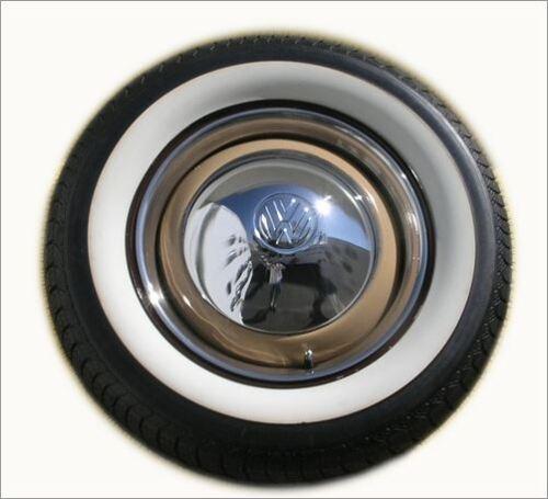 ATLAS Portawall White wall 13/'/' x2 Car Tire insert Trim 2pcs spare Fit VW Ford